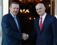 Yeni 'deprem'in Papandreu ve Erdoğan'a verdiği tarihîfırsat